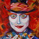 Mad Hatter by angelamulligan