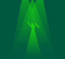 Wicked - Elphaba's Defying Gravity by craycrayowl