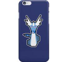 Pocket man: Majestic Slippy dragon, iPhone Case/Skin