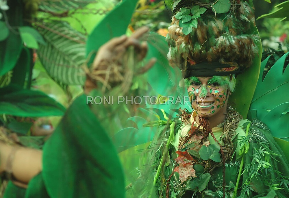 Eco Fashion by RONI PHOTOGRAPHY