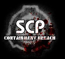 SCP Containment Breach Logo by GeneralIlya