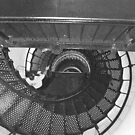 Lighthouse Staircase by Susan Russell
