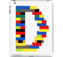 """""""D"""" iPad Case/Skin"""