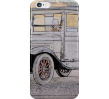 1928 Chevrolet 'Produce' Delievery Truck iPhone Case/Skin