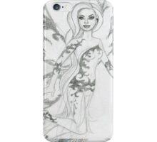 Ornate Baroque Fairy iPhone Case/Skin