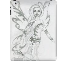 Ornate Baroque Fairy iPad Case/Skin