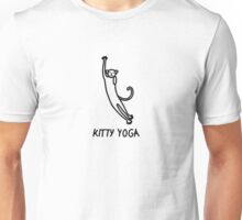 Kitty yoga 5 Unisex T-Shirt