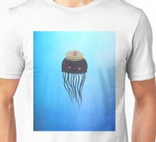 Jellyfish Sailor  Unisex T-Shirt