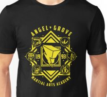 Angel Grove Martial Arts Academy MMPR Power Rangers Unisex T-Shirt