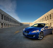 Hyundai Genesis Coupe by Rob Smith