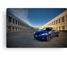 Hyundai Genesis Coupe Canvas Print