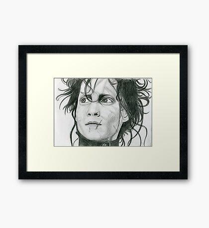 Edward Framed Print