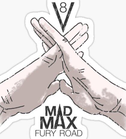 Mad Max : Fury Road Sticker