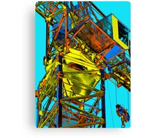 Towering 5 Canvas Print