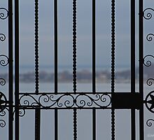 Through the Wrought Iron Gate by Gilda Axelrod