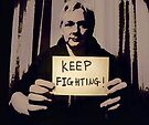 Keep Fighting! by Albert