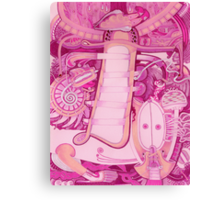 Pink of Perfection Canvas Print