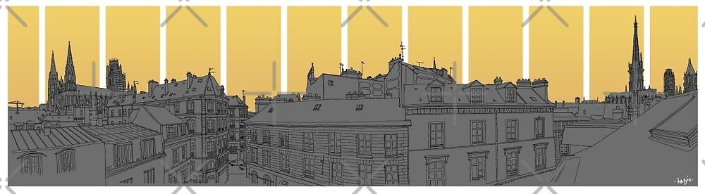 Hometown#3 by hazin