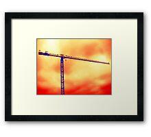 Towering 1 Framed Print
