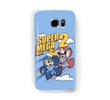 Super Mega Bros Megaman Protoman Samsung Galaxy Case/Skin