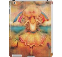 Dancing in the Rain iPad Case/Skin