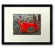 OSCA MT4 Framed Print