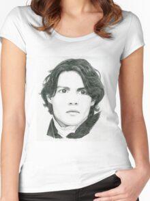 Ichabod Crane Women's Fitted Scoop T-Shirt