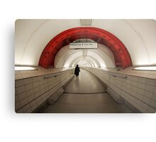 Waterloo & City Metal Print