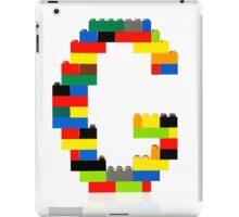 """G"" iPad Case/Skin"