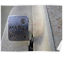 Magic Margin (r) Poster