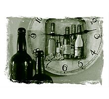 Time for a drink Photographic Print