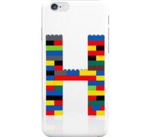 """""""H"""" iPhone Case/Skin"""