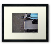 Set Framed Print