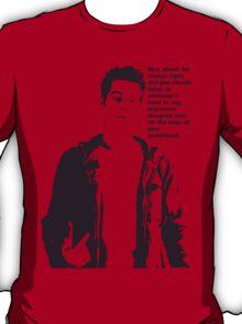 Stiles Stilinski from Teen Wolf T-Shirt