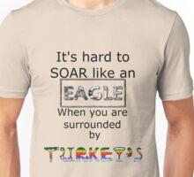 Eagle/Turkey Shirt Unisex T-Shirt