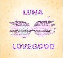 Luna Lovegood Spectrespecs by believeluna