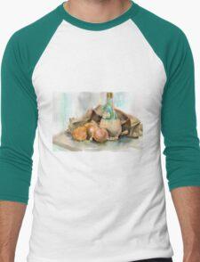 Onions, plonk and old potato sack... T-Shirt