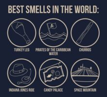 Best Smells In the World by Nani &  Ceci