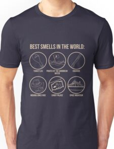 Best Smells In the World Unisex T-Shirt