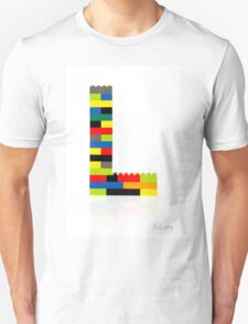 """L"" T-Shirt"