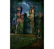 Ashford castle Photographic Print