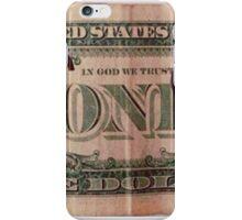 uh huh honey hip hop iPhone Case/Skin