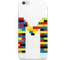"""""""M"""" iPhone Case/Skin"""