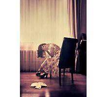 past present (im)perfect Photographic Print