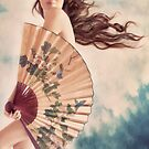 big fan by Vanessa Ho