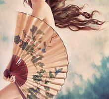 big fan by Vanessa Ho