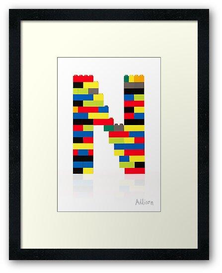 """""""N"""" by Addison"""