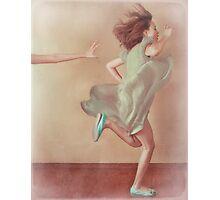 run, baby run! Photographic Print