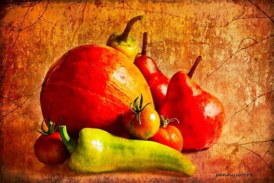Harvest Still Life by pennyswork