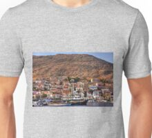 Ships in the Harbour Unisex T-Shirt